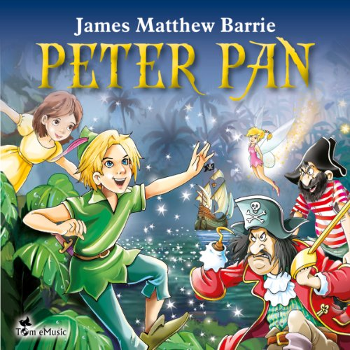 Peter Pan cover art