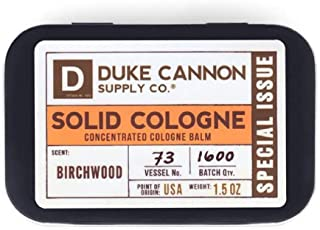 Duke Cannon Solid Cologne Special Issue - Birchwood