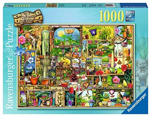 Ravensburger Puzzle 19482 - Grandioses Gartenregal - 1000 Teile