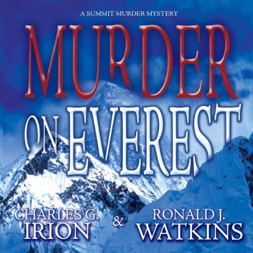 Murder on Everest cover art
