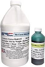 Cast-A-Mold 25T Silicone Rubber (1/2 Gallon)