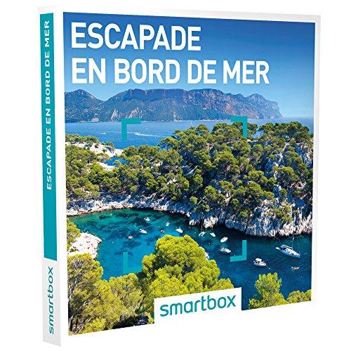Coffret Smartbox Escapade en bord de mer