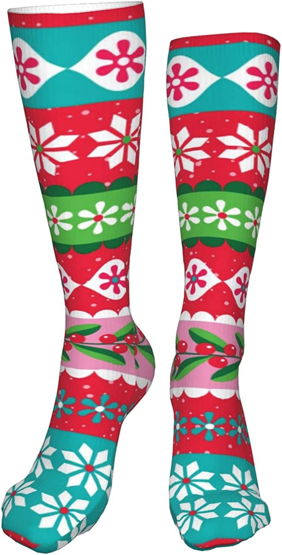 Mens Dress Socks Fun Long Socks, Warm Socks, Sleep Bed Socks for Travel
