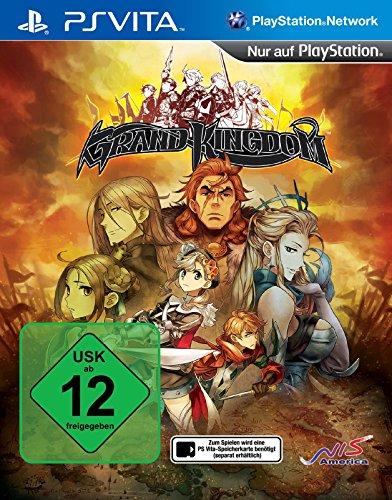 Grand Kingdom [Importación Alemana]