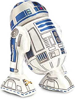 Disney R2-D2 Plush - Star Wars - Mini Bean Bag - 8''