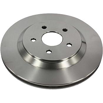Bendix Premium Drum and Rotor PRT1504 Metallic Brake Rotor