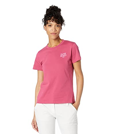 adidas Golf Viva La Golf Graphic T-Shirt