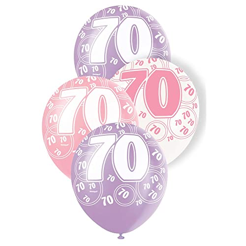 70th Birthday Balloons Amazoncouk