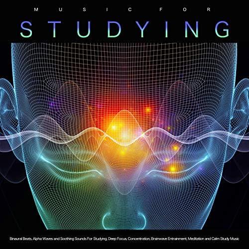 Alpha Brain Waves, Study Music & Sounds & Binaural Beats Sleep