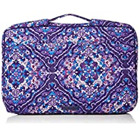 Vera Bradley Women's Signature Cotton Laptop Organizer Tech Accessory