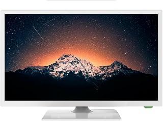 Televisor de 24 pulgadas LED Full HD. Color blanco - Grunkel