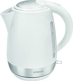 Bomann WKS 6026 G CB chauffe-eau verre 1,7 L