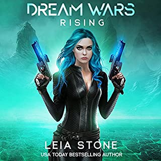 Dream Wars: Rising                   By:                                                                                                                                 Leia Stone                               Narrated by:                                                                                                                                 Vanessa Moyen                      Length: 5 hrs and 44 mins     3 ratings     Overall 5.0