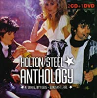 Anthology by Gary Holton & Casino Steel (2010-02-08)
