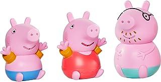 TOOMIES E73159 Daddy Pig, Peppa & George