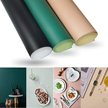 35x22Inch 3 Rolls of Instagram Backdrop with 6