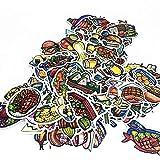 Zoom IMG-1 xzz cartoon pranzo gastronomico fast