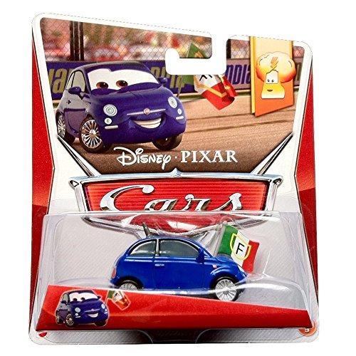 Disney Pixar Cars Diecast Alberto (Ultra Rare)