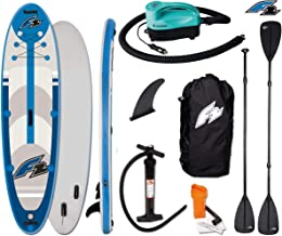 """F2 CIRCLE 10/'5/"""" Fly Air SUP Board Stand Up Paddle Surfboard ISUP Kajaksitz Padde"""