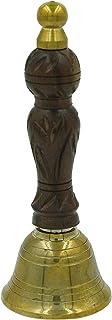 Shubhkart Wooden Gol Ghanti Bell