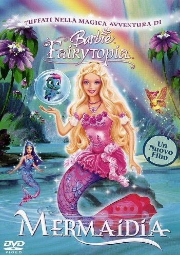 Barbie - Fairytopia - Mermaidia [Italia] [DVD]