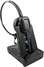 $169 » Wireless Headset Compatible with Polycom VVX 101, VVX 201, VVX 301, VVX 311, VVX 401, VVX 411, VVX 501, VVX 601 Phone with...
