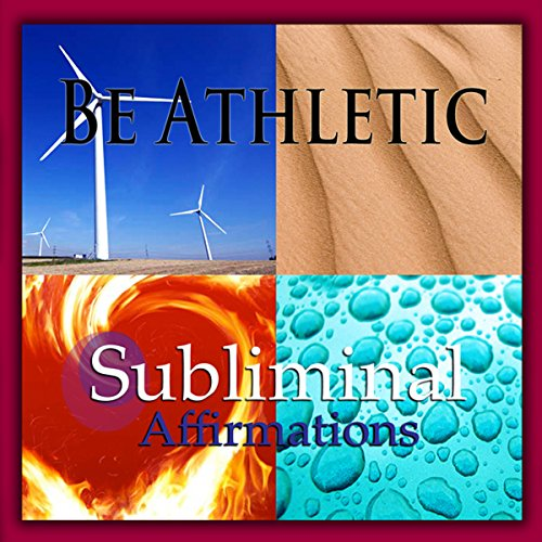 Be Athletic Subliminal Affirmations cover art
