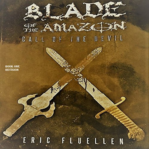 Blade of the Amazon audiobook cover art