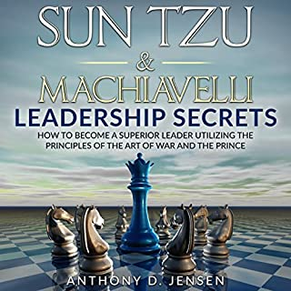Sun Tzu & Machiavelli Leadership Secrets cover art