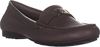 Giani Bernini GB35 Dailyn Classic Loafers, Grey Leather