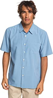 Quiksilver Men's Cane Island Button Down Shirt