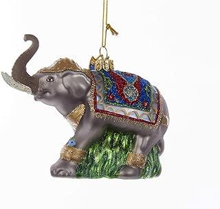 Fancy Elephant Ornament