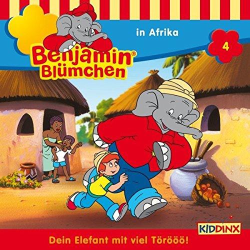 Benjamin in Afrika cover art