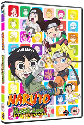 Naruto: Rock Lee and His Ninja Pals - Collection 1 (Episodes 1-26)