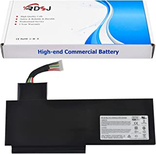 BTY-L76 Laptop Battery Compatible MSI GS70 2PE-026CN 2QE-084CN 2QD-487CN 2PC-633XCN 2PE-025CN 2QE-083CN Series 11.1V 5400mAh/58.8Wh