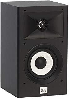 "JBL Stage 120, 2-Way Dual 4.5"" Woofers, 1"" Alluminum Tweeter, Bookshelf Speaker"