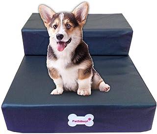 Chen0-super - Escalera Plegable de 2 Niveles para Perro, Impermeable, Doble Capa