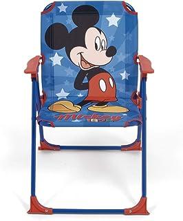 comprar comparacion ARDITEX WD13009 Silla Plegable con Brazos de 38x32x53cm de Disney-Mickey