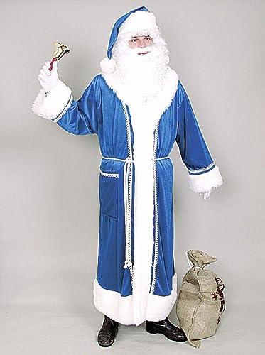 Desconocido Santa-Anzug Blau