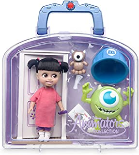 Official Disney Monsters Inc Animators Collection Boo Mini Doll Playset