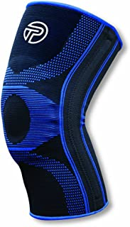 Best nylon silicone knee sleeve Reviews