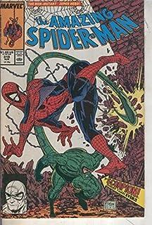 The Amazing Spider-Man volumen 1 numero 318 (1989)