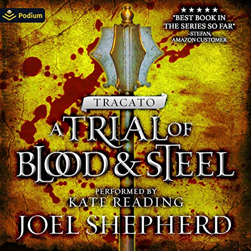 Tracato Audiobook By Joel Shepherd cover art