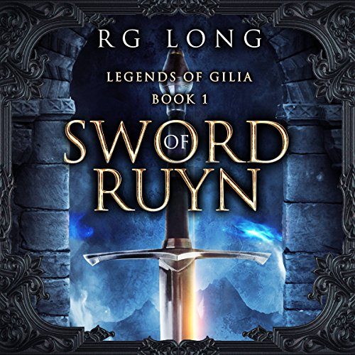 Sword of Ruyn audiobook cover art
