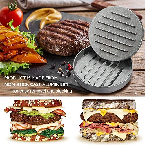 Burger Press, Allezola Non Stick Hamburger Mould