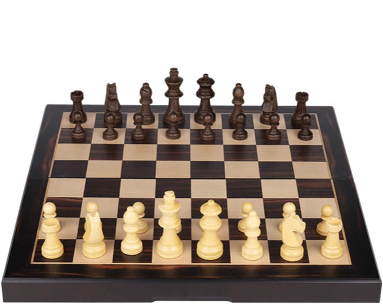 Max 65% OFF Max 88% OFF LIUMANG International Chess Folding Germanic High-end Woo Knight