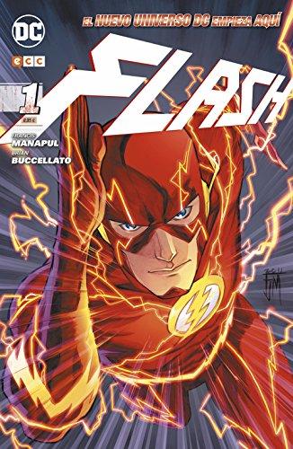Flash 1 (tercera edición) (Flash (Nuevo Universo DC))