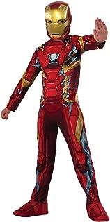 Rubie's Costume Captain America: Civil War Value Iron Man Costume, Large