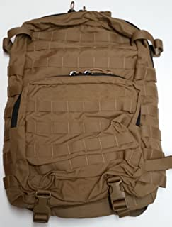 Eagle industries FILBE Assault pack Coyote Tan issued to USMC