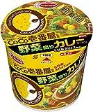 エースコック CoCo壱番屋監修ミニ 野菜盛りカレーラーメン 40g×12個